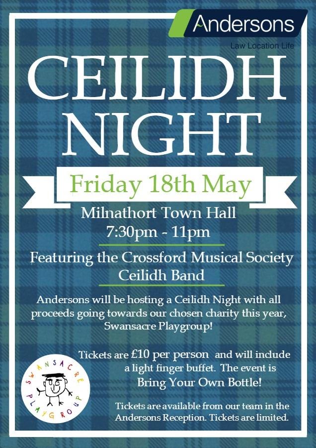 Ceilidh Night No. 2