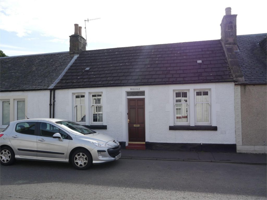 43 South Street, Milnathort, Kinross, Kinross-shire