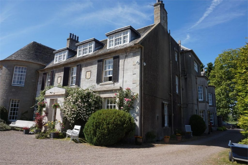 The Wing, Lethangie House, Lethangie, Kinross, Kinross-shire