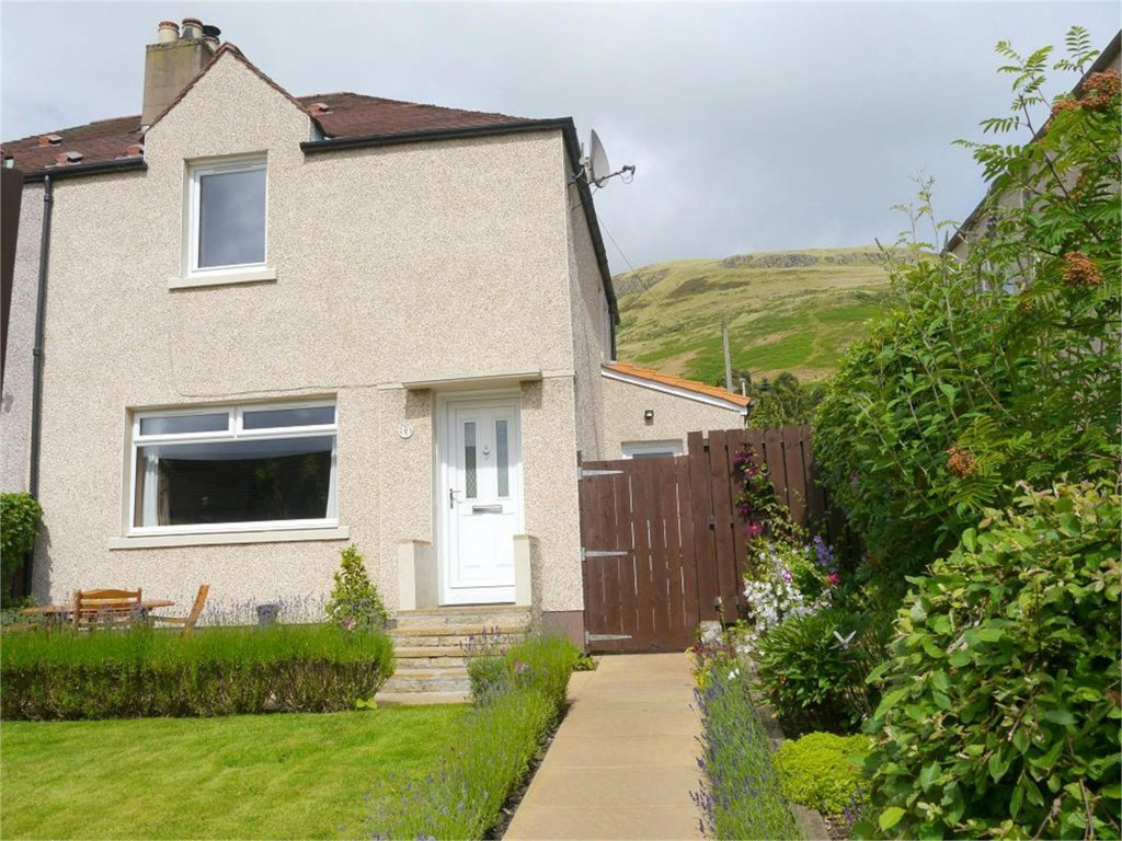 6 Buchan Avenue, Kinnesswood, Kinross-shire