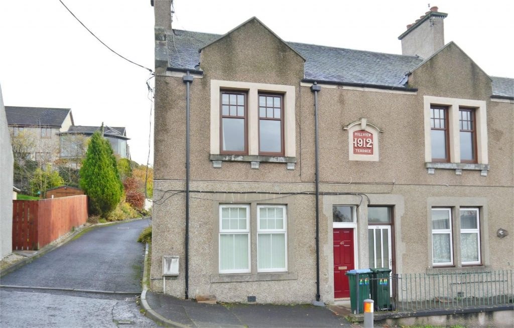 40 North Street, Milnathort, Kinross-shire