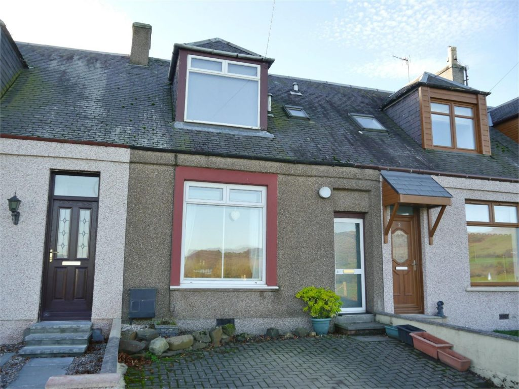 1a Moray Place, Great North Road, Kelty, Fife
