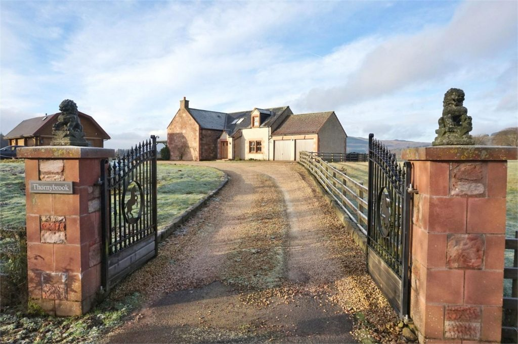 Thornybrook, Newbigging Farm, Kinross, Kinross-shire